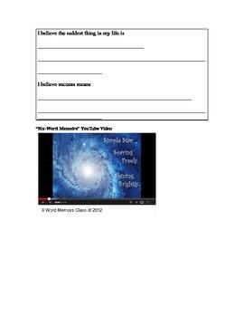 "Grade 5 Media Literacy Unit ""Transitions"" NEW Baltimore County LA Curriculum"