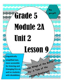 Grade 5 Module 2A Unit 2 Lesson 9