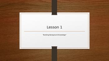Grade 5 Module 2B Unit 2 Lesson 1