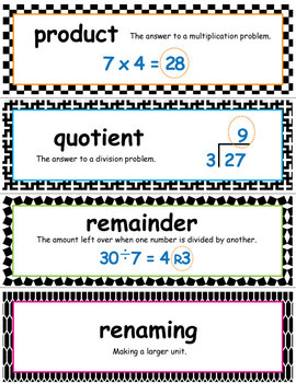Grade 5 Module 2:Multi-Digit Whole Number and Decimal Frac