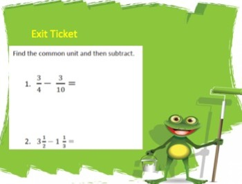 Grade 5 Module 3 Fractions