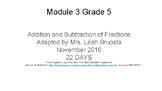 Grade 5 Module 3 Slideshow