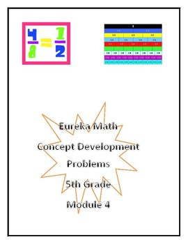 Grade 5 Module 4 Concept Development Notes