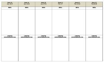 Grade 5 NYS Common Core Mathematics Planning Guide Period 2