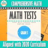 Grade 5 Ontario Math Tests SPIRALLED
