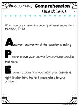 Shared Reading Week 7 (Grade 5 Ontario Curriculum Aligned)