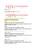 Grade 5 Pre and Post Assessment Sampler