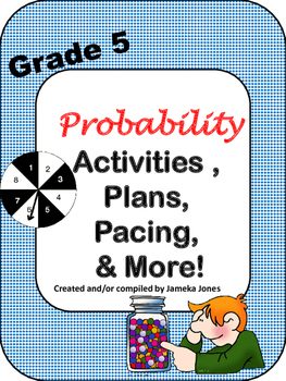 Grade 5 Probability Instructional Plans & Activities