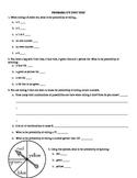 Grade 5 Probability Unit Test