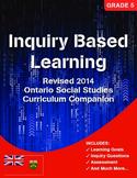 Grade 5 REVISED Ontario Social Studies Curriculum Companion