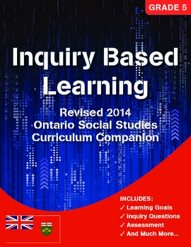 Grade 5 REVISED Ontario Social Studies Curriculum Companion