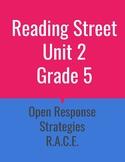 Grade 5 Reading Street Unit 2 Open Response Strategies