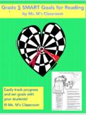 Grade 5 SMART Goals for Reading