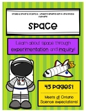 Grade 6 Science - Ontario - Earth and Space - Space
