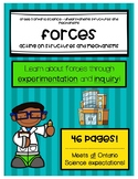 Grade 5 Science - Ontario - Forces and Structures Unit