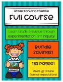 Grade 5 Science - Ontario - Full Course (4 units)