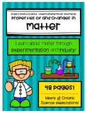 Grade 5 Science - Ontario - Properties of and Changes in M