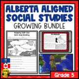 Grade 5 Social Studies Bundle