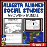 Grade 5 Social Studies Bundle