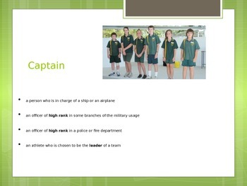Grade 5 Spelling & Vocabulary List E-1 PowerPoint