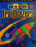 Grade 5 Student Guide (MATH TRAILBLAZERS) [Hardcover]