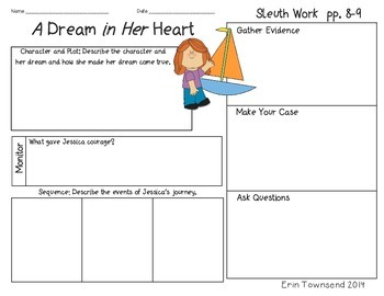 Grade 5 unit 1 reading street sleuth graphic organizers tpt grade 5 unit 1 reading street sleuth graphic organizers ccuart Choice Image