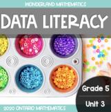 Grade 5, Unit 3: Data Literacy (Wonderland Mathematics)