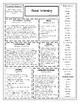 Wonders Grade 5 Unit 5 Summary Sheets