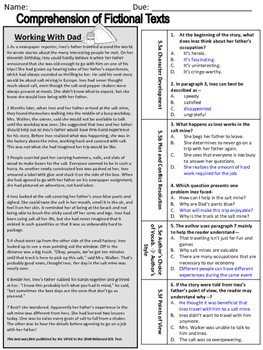 Grade 5 Reading SOL Review Packet