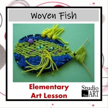 Grade 5 Woven Fish
