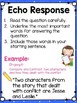 ELA Common Core Question Stems Grade 5