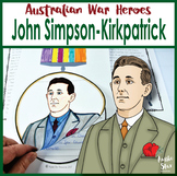 Australian War Heroes Simpson and His Donkey