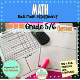 Grade 5 and 6 Math Problems Ontario Curriculum BUNDLE