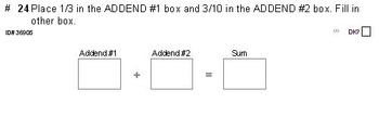 Grade 5 FRACTIONS UNIT 2: [MORE Add w/different denoms]-4 worksheets, 7 quizzes