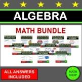 6th Grade Algebra 1