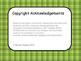 Grade 6 All Mathematic Strands Learning Goals & Success Criteria BUNDLED!