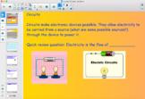 Grade 6 Atlantic Canada Electricity - Circuits