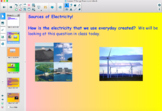 Grade 6 Atlantic Canada Electricity - Energy Sources