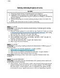 Grade 6 Biodiversity Unit (Canadian)--accompanies Nelson Literacy