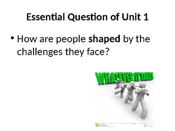Grade 6 Code X - Tuesday of the Other June PowerPoint, Lessons