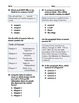 Grade 6 Common Core Language and Writing Practice #1