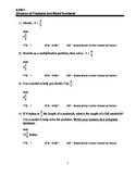 Grade 6 Common Core Math 6.NS.1 Examview Bank