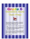 Grade 6 Common Core Math Test Prep By Standard - Practice