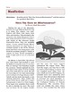 Grade 6 Common Core Reading: Informational Text- Have You Seen an Albertosaurus?