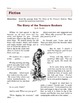 Grade 6 Common Core Reading: Literature -- The Story of the Treasure Seekers
