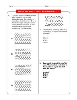 Grade 6 Common Core State Standards Mathematics Value Bundle