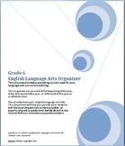 Grade 6 English Language Arts, CA Content Standards (CCS),