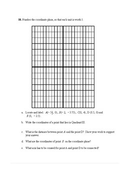 Grade 6 Eureka Math Module 3 Study Guide