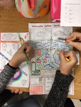 Grade 6 Final Geometry Project