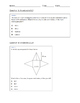 Grade 6 - Geometry State Exam Questions